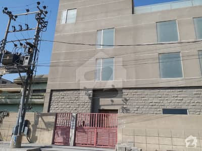 2000 Sq Yard Bungalow For Commercial Use In PECHS Karachi