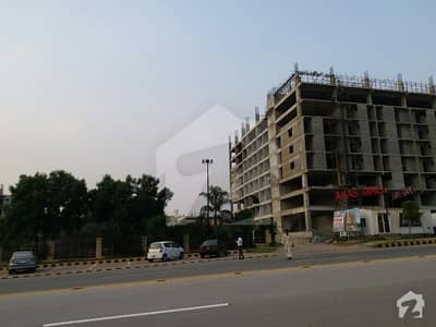 1 bedroom apartment is available for sale on installment plan in Akas Mall and residencia
