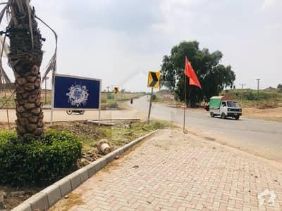 چکری روڈ راولپنڈی میں 5 مرلہ کمرشل پلاٹ 47.5 لاکھ میں برائے فروخت۔