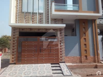 Double Storey House Is Available For Sale In Al Rehman Garden