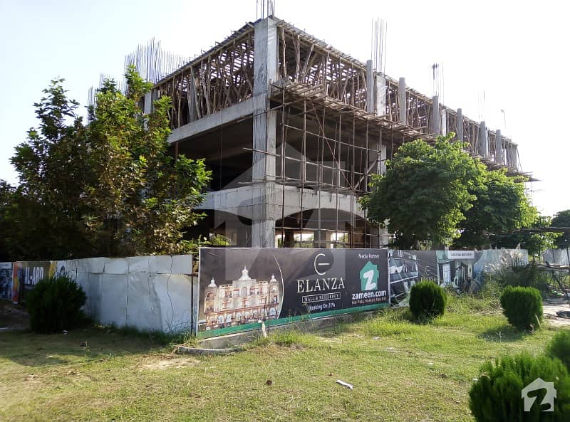 464 Sq Ft Office For Sale  In Elanza Mall  Residencia
