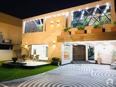 Leads Offer 24 Marla Full Basement Stunner Bungalow Central Location Of Dha Phase 5