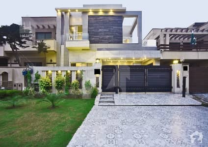 10 Marla Modern Design Brand New Bungalow For Sale In State Life Housing Society