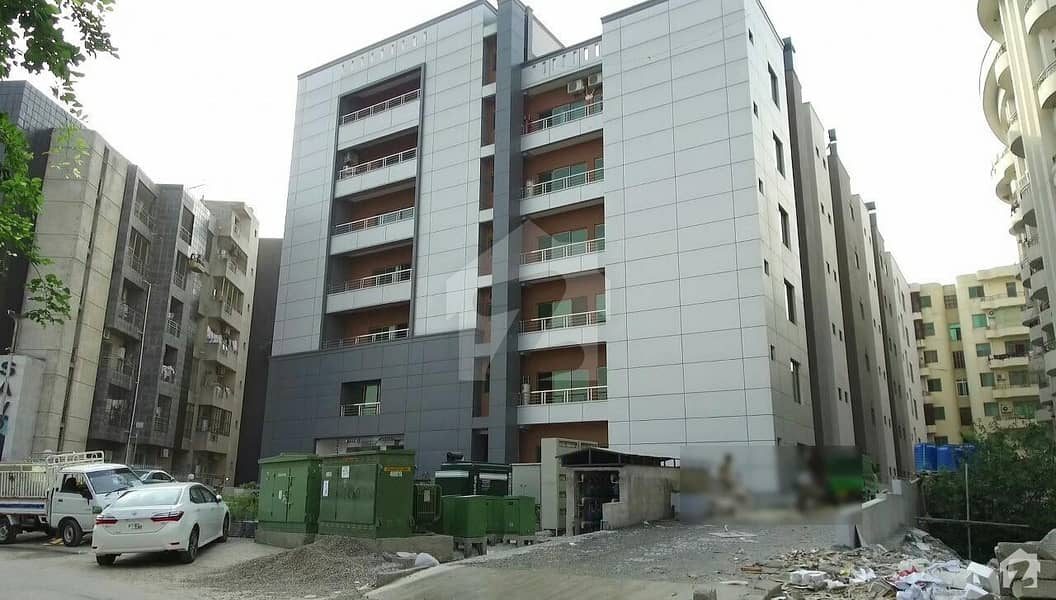 2 Bed Flat For Sale In Brand New Building In The Heart Of F-11 Markaz