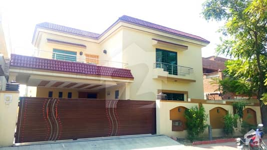 Stylish 1 Kanal House Used In Bahria Town Phase 3