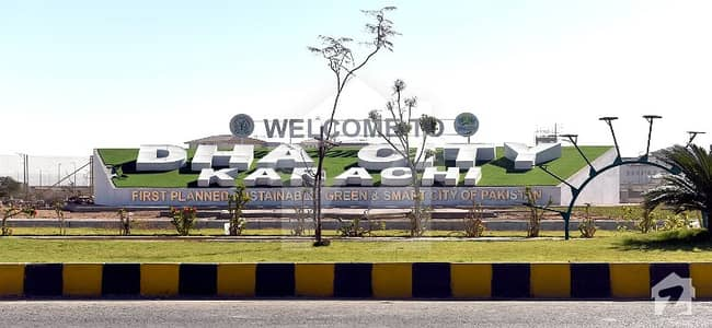 Full Paid Plot Is Available For Sale In DHA City Sector 14A