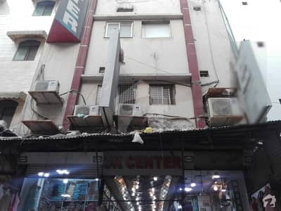 Ground Floor Shop Available For Sale Azam Cloth Market In Uk Center