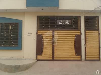 Double Storey Beautiful House For Sale At Latif Abad Okara