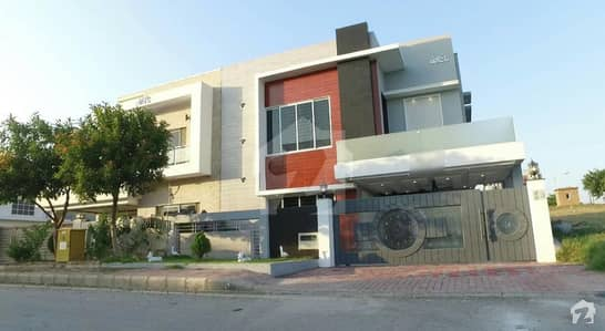 Brand New 10 Marla South Face House Is Available For Sale In Block E Bahria Town Phase 8 Rawalpindi