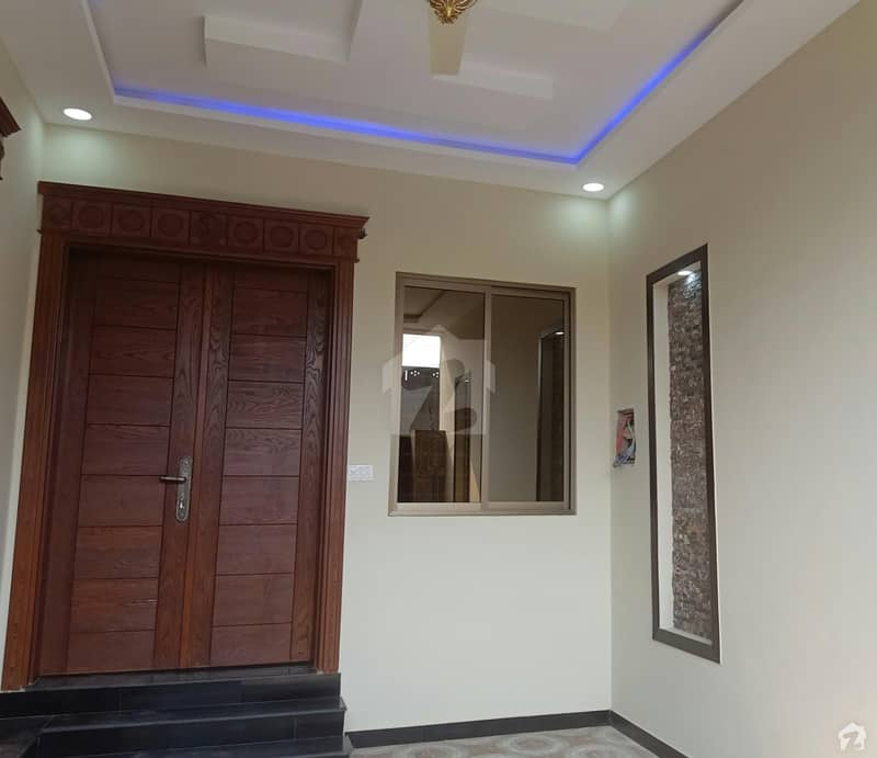 5 Marla Brand New Double Storey Luxury House Is Available For Sale