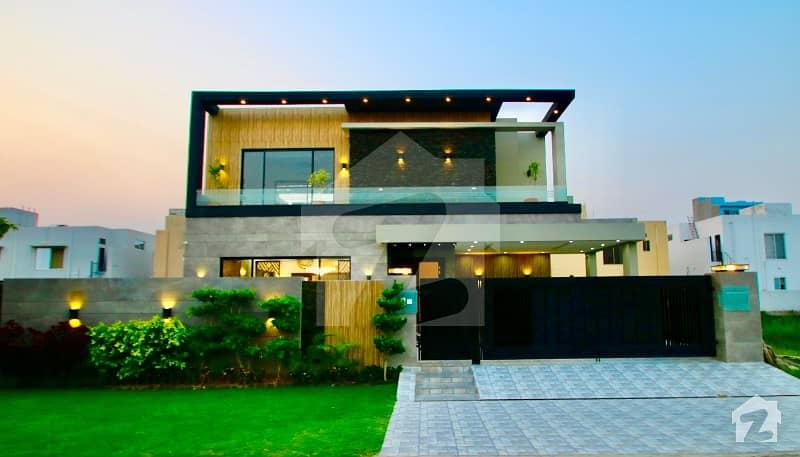 Leads Offer Kanal Mazher Munir Design Bungalow On Prime Location