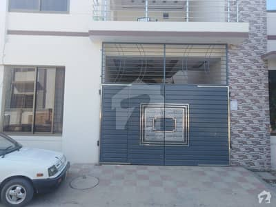 4. 25 Marla Double Storey House Is Available For Sale
