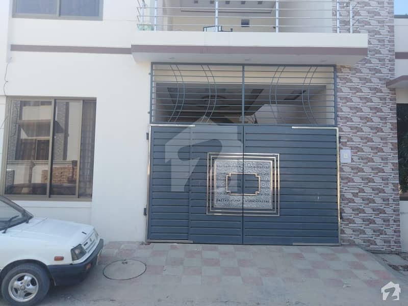 4.25 Marla Double Storey House Is Available For Sale