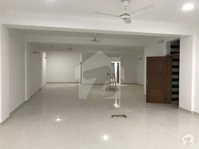 8 Marla Brand New 1st Floor Office For Rent In DHA Phase 8 Broadway