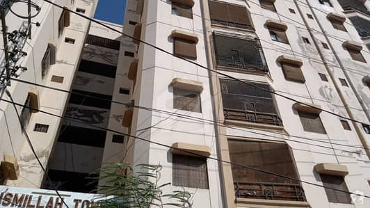 1380 Sq Feet 3rd Floor Flat Available For Sale At Bismillah Tower Wadhu Wah Road