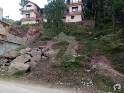 Commercial Plot For Slae At Main Murree Soraci Road