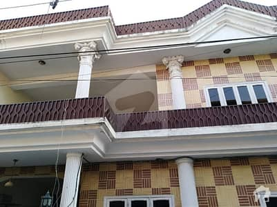 A Beautifully Double Storey House Is Available For Sale