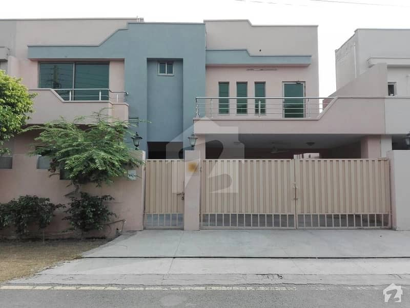 Double Storey House Available For Sale In Askari 11