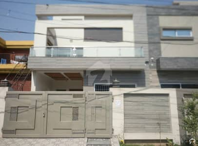 Brand New House For Sale In Khuda Bux Colony