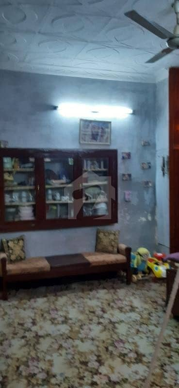 House Is Available For Sale At Gulbahar Road