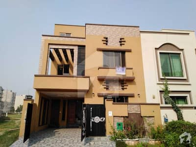 5 Marla Brand New House For Sale In Bb Block Of Bahria Town Lahore