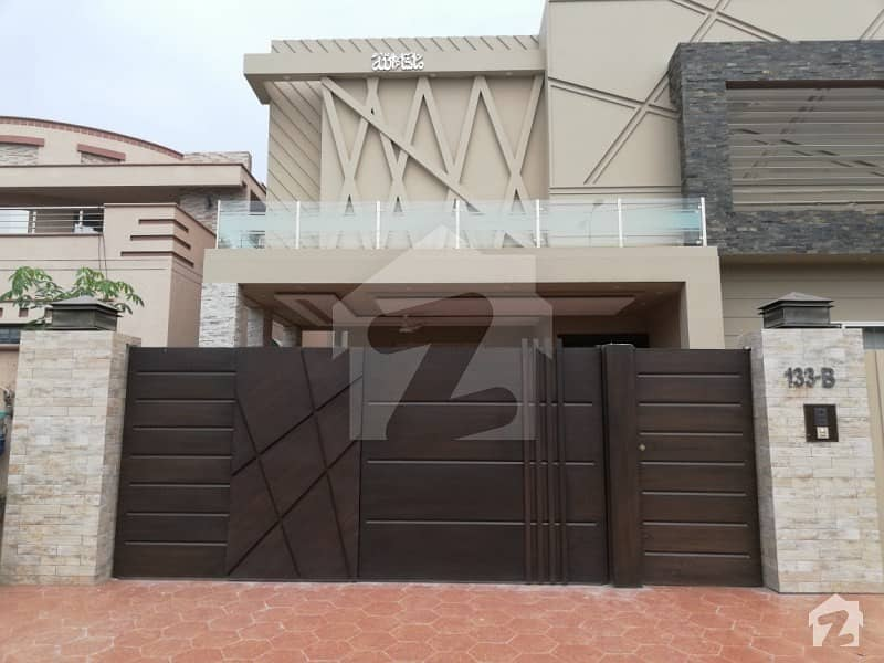 1 Kanal Brand New House Is Available For Sale In Garden Town Phase 2 Block B Gujranwala