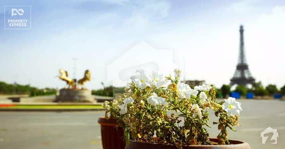 Super Hot Investment 5 Marla Plot In Bahria Town Tauheed Block Lahore