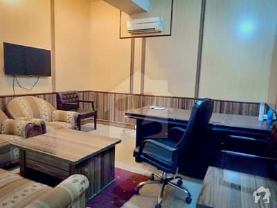 2nd Floor 7 Marla Fully Furnished Office Available in G Block Phase 1 DHA Lahore