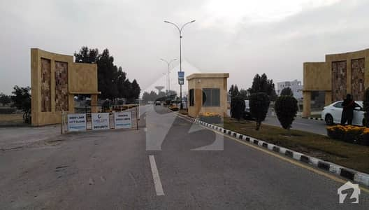 5 Marla Commercial Plot For Sale With Possession