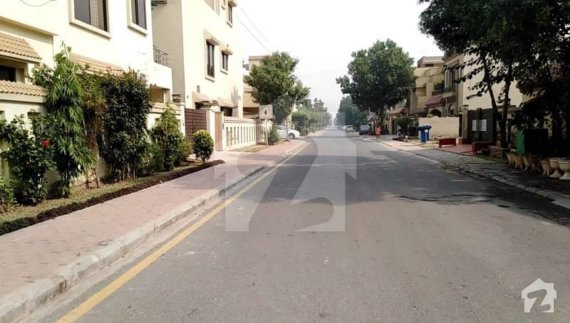 10 Marla Plot For Sale In Jasmine Block Sector C Bahria Town