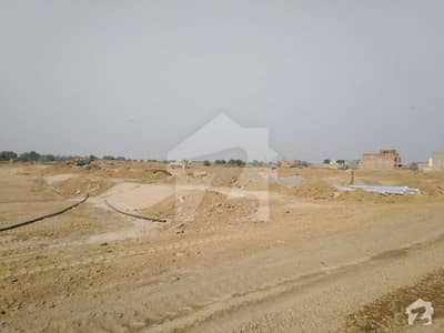 New Deal 5 Marla Plot File For Sale On Flexible Payment Plan  In Shershah Block Bahria Town