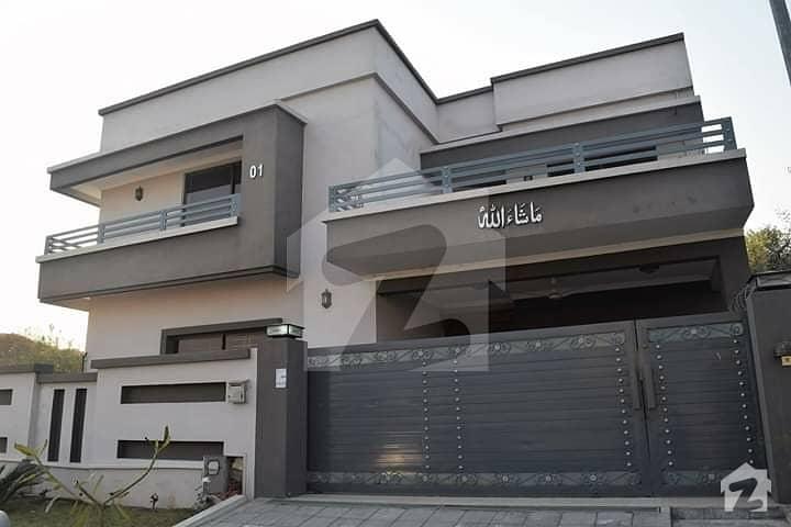 نیول اینکریج اسلام آباد میں 5 مرلہ مکان 1.35 کروڑ میں برائے فروخت۔