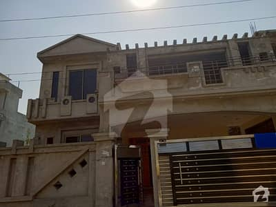10 Marla Single Storey With Complete Front Elevation Terrace And 01 Room