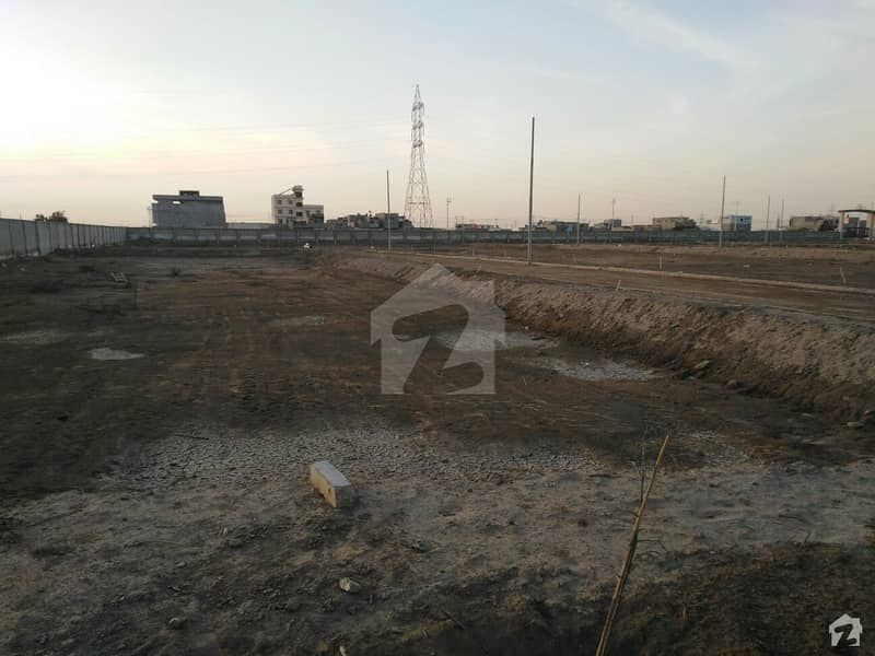 Residential East Open Plot Available For Sale In Good Location
