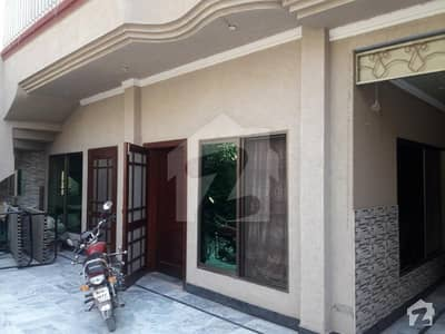 A Beautiful 10 Marla Single Storey House Is Available For Sale