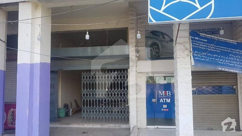 کلفٹن ۔ بلاک 5 کلفٹن کراچی میں 3 مرلہ دکان 2.95 کروڑ میں برائے فروخت۔