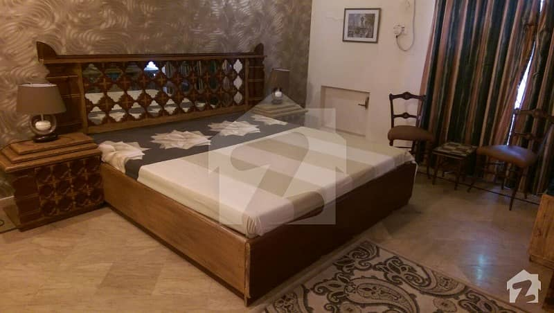 10 Marla Phase 4 full furnished House For Rent in DHA Phase 4 GG