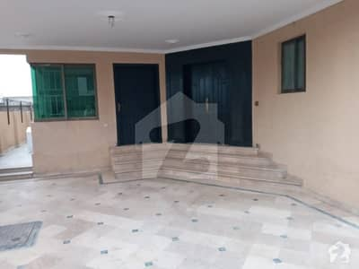 01 Kanal Double Unit House Is Available For Rent In Bahria Town