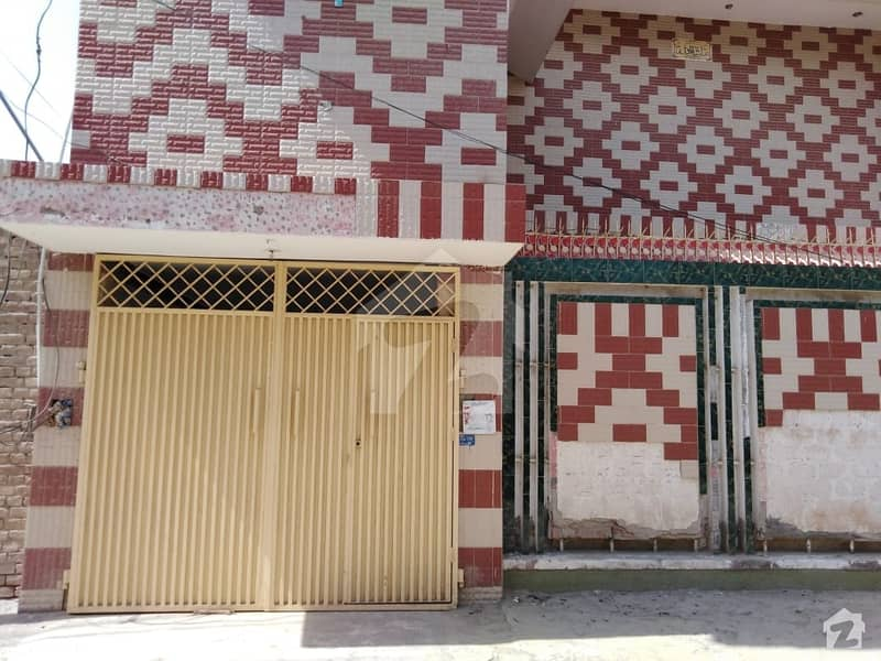 10 Marla Double Storey House For Sale   At Good Location