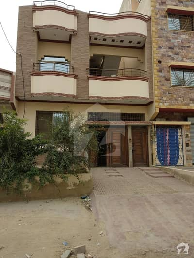 Brand new commercial House available for sell in Etawa society Maymar Mor