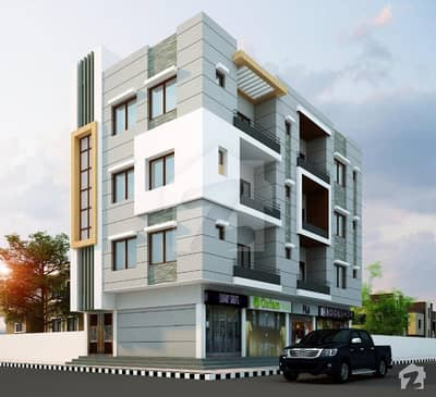 On Booking Apartments For Sell In Jamshed Road Karachi