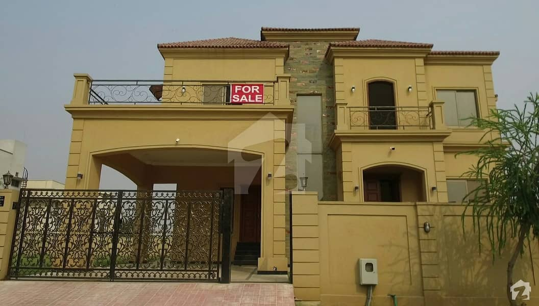 Brand New 2 Kanal Corner House Is Available For Sale In Sector D Dha Phase 2 Islamabad