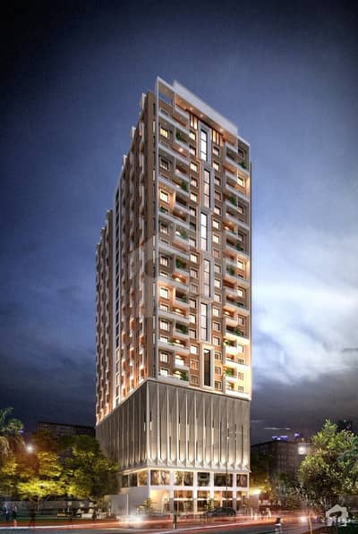 KPD Luxury Heights Flat Is Up For Sale On Booking 3 Bed Apartment Available