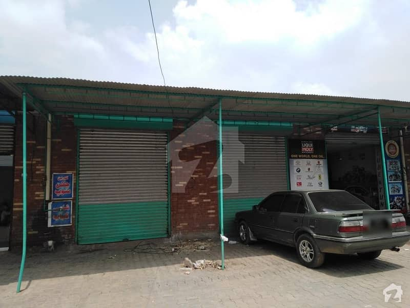 240 Square Feet Commercial Shop For Sale