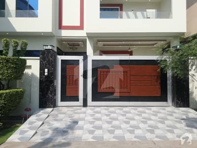10 Marla Brand New House Is Available For Sale In Wapda Town Block C1 Gujranwala