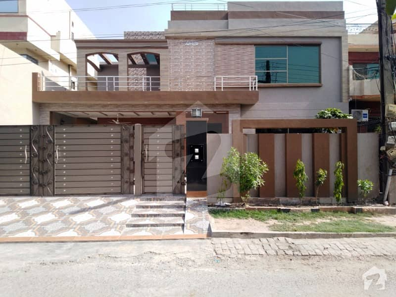 1 Kanal Newly Build House For Sale In C Block Of Pia Housig Scheme