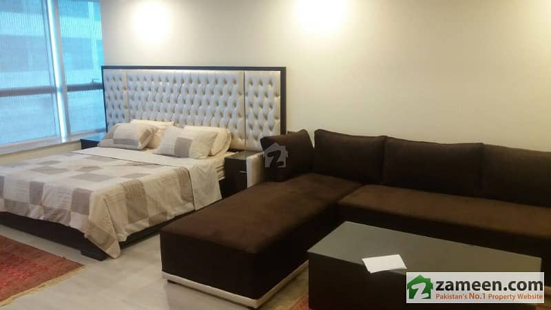 Beautiful Furnished Studio Apartment Available For In The Centaurus Abad