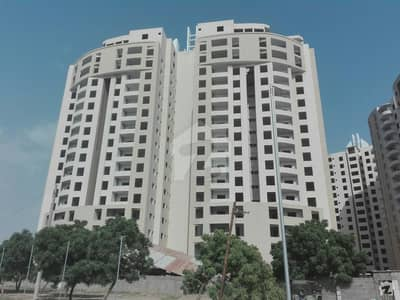 Brand New Beautiful Flat Available For Sale In Good Location At Burj Ul Harmain Type D