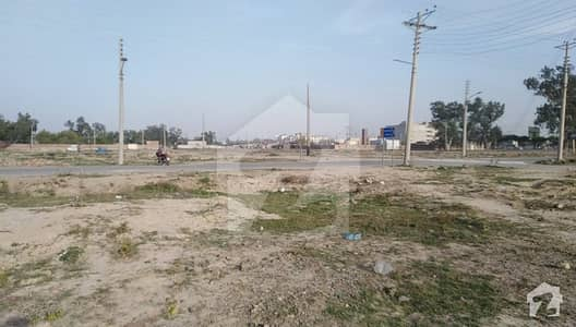 One Kanal Plot For Sale In LDA Avenue One A Block Plot No 610