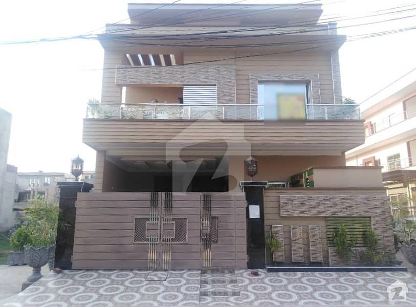 7.5 Marla Brand New House Is Available For Sale